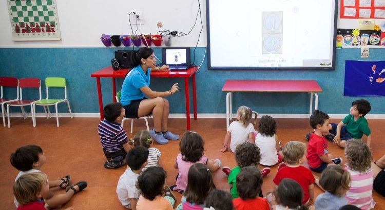 Grado Superior de Educacion Infantil Noxis Lab