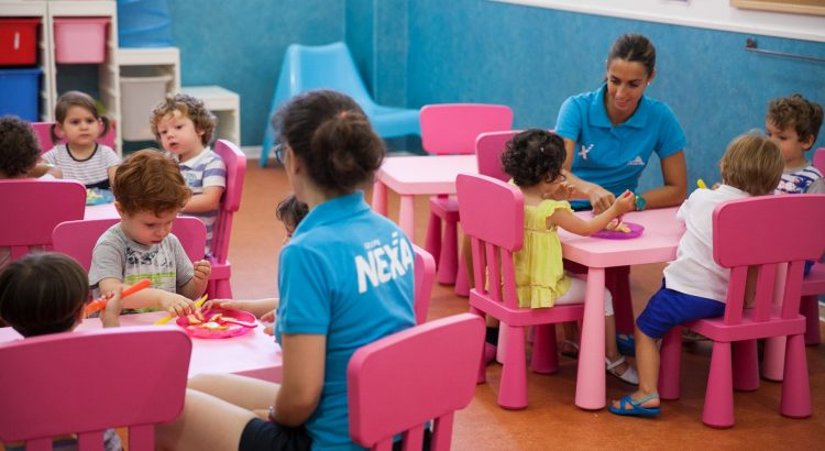 Plan de formacion educacion infantil Noxis Lab
